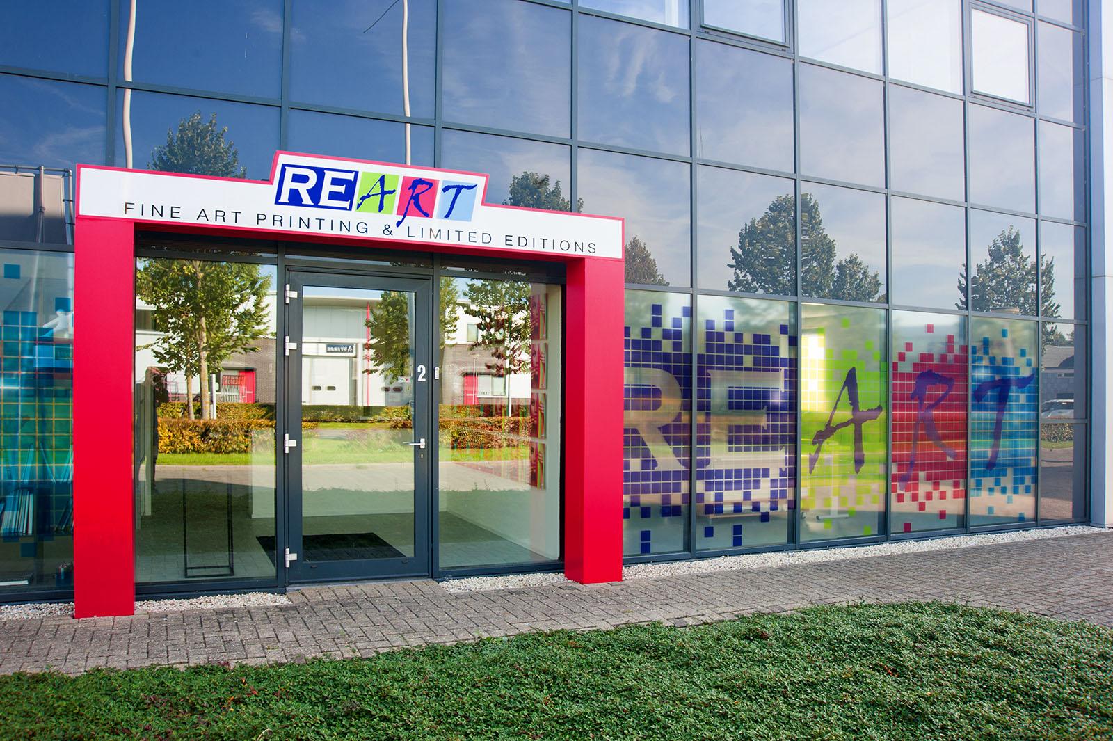 Re-Art-Building